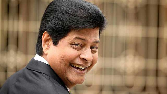 Actor Farooque admitted to ICU in Singapore