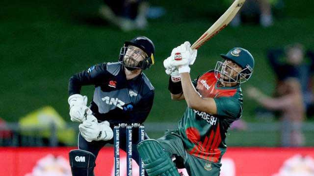 Tigers lose T20Is series against Kiwis