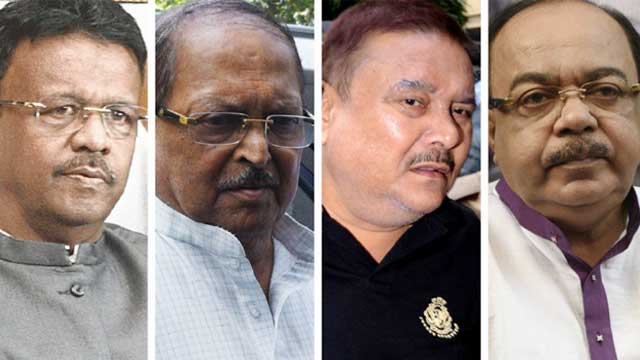 All 4 Bengal ministers arrested by CBI in Narada scam case get bail