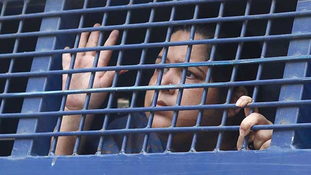 Journalist Rozina sent to jail amid protests
