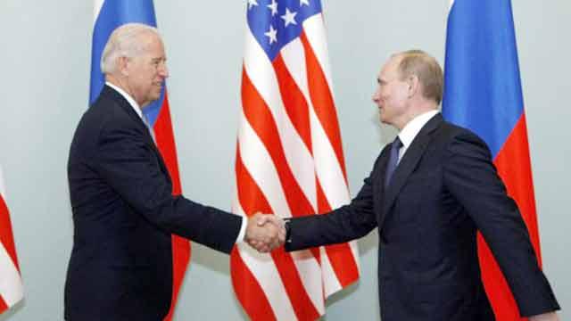 US and Russian leaders meet for tense Geneva talks