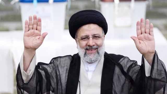 Ebrahim Raisi declared winner of Iran's presidential polls