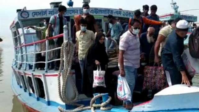 Ban on vessel movement from, to Dhaka from Tuesday