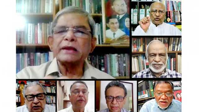 Take coordinated steps involving all parties, BNP demands