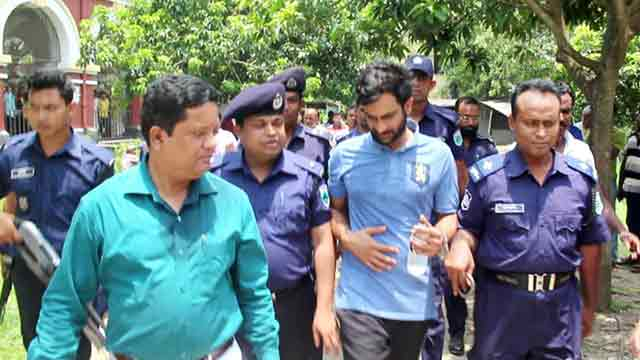 Land minister's son sent to jail over attack on journo