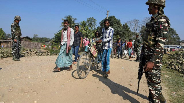 Assam tense ahead of citizens list targeting 'illegal Bangladeshis'