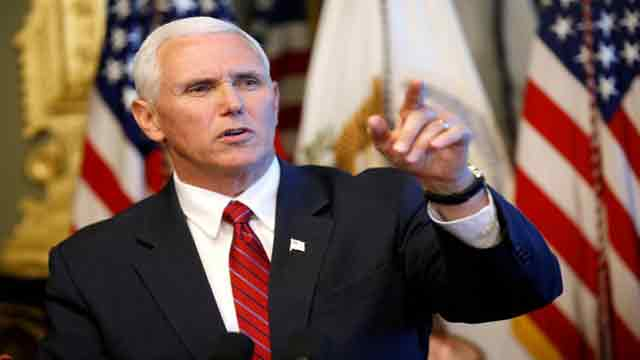 This time, we will not be silent on Iran, says Mike Pence