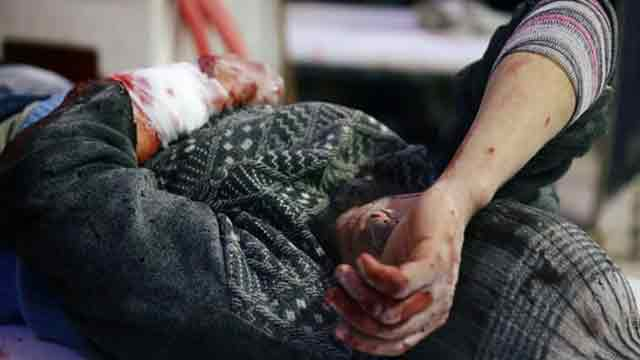 250 civilians killed in Syrian bombardment in 48 hrs