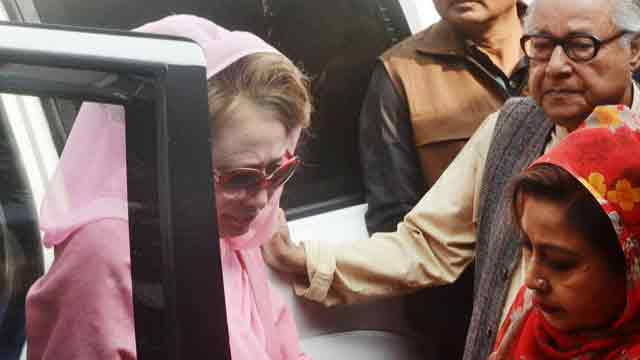 Movement to release Khaleda Zia to continue