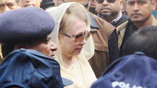 Khaleda Zia's bail plea hearing Sunday