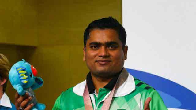 Baki wins silver in Commonwealth Games