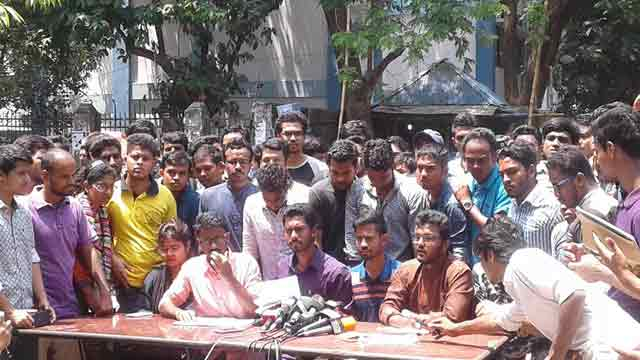 Withdraw cases or face protest