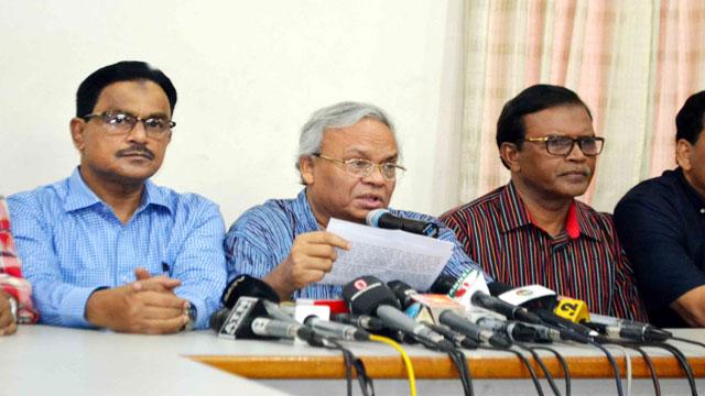 Law enforcers on a killing spree, alleges BNP