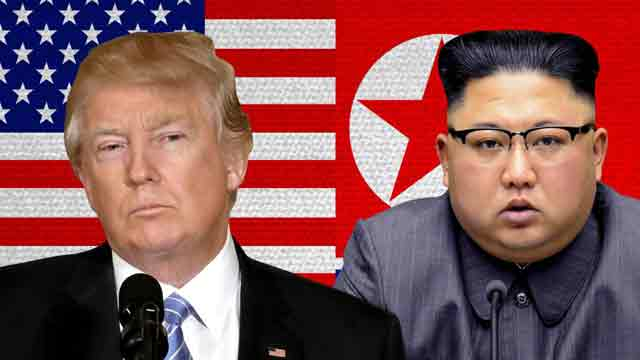 Trump says Kim summit 'could' still happen