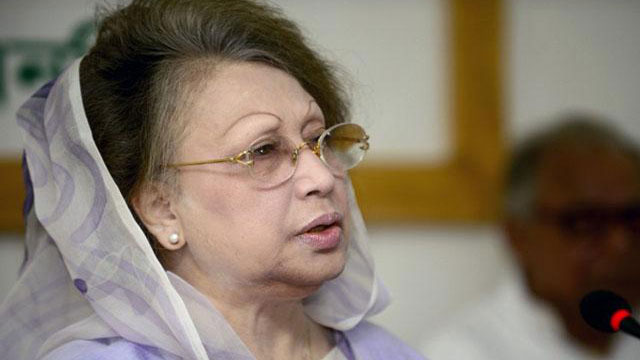 BNP to hold demo for Khaleda Zia's release