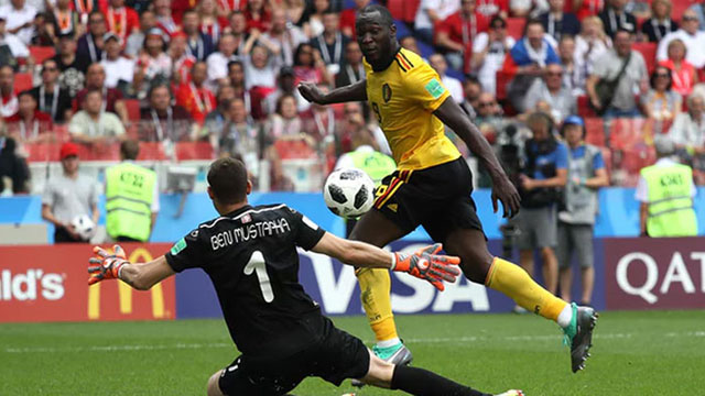 Lukaku, Hazard bring Belgium closer to WC last 16