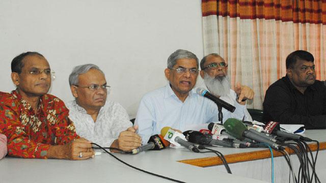 Govt not allowing anyone to meet Khaldea Zia, says BNP