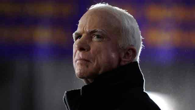 Final farewells to McCain begin at Arizona