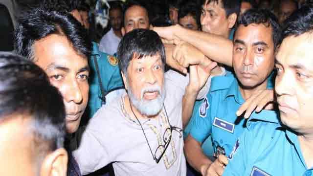 HC bench 'embarrassed' to hear Shahidul's bail plea