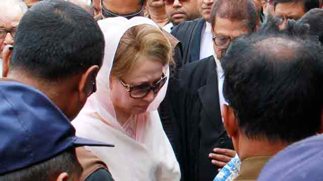 Citizens' body urges govt to take steps for Khaleda Zia's treatment
