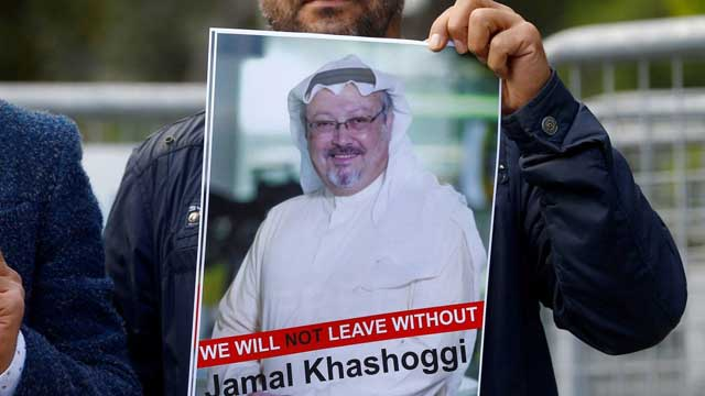 Turkish police believe Khashoggi killed inside Saudi consulate
