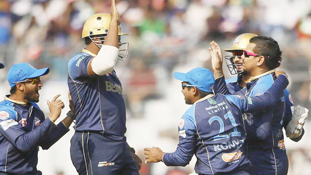 Dynamites knock Chittagong Vikings out