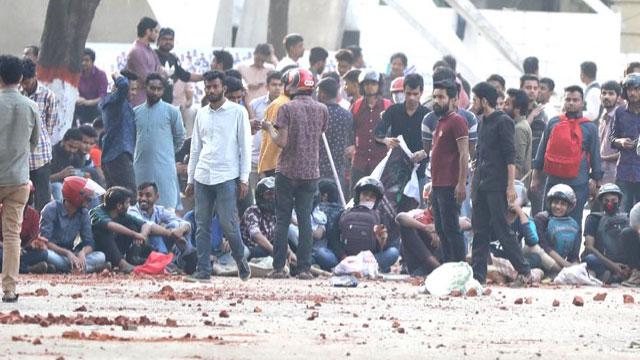 40 hurt in BCL infighting at Jagannath univ