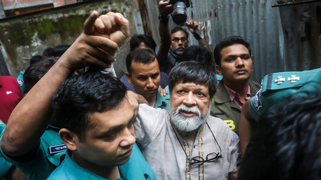 HC asks for case record on photographer Shahidul Alam