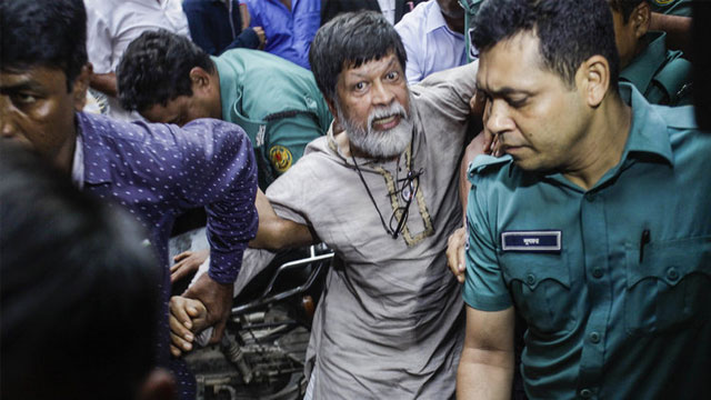 SC to hear govt plea on Shahidul Alam Apr 11