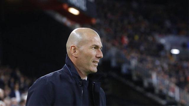 Zidane says Madrid set to make changes after poor season
