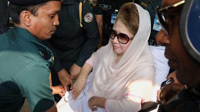 Khaleda Zia challenges govt decision to hold trial inside Keraniganj jail