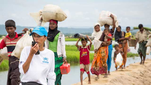 China to pursue Myanmar for speedy repatriation of Rohingyas