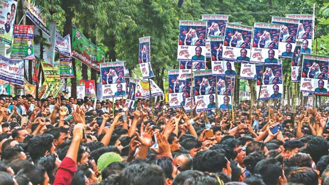 Get ready for movement for Khaleda Zia's release