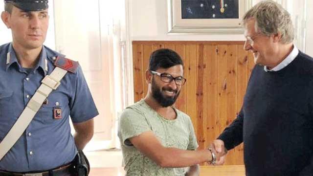 Bangladeshi refuses reward for €2,000 cash find in Rome