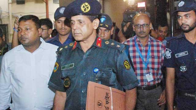 DIG prisons Rashid arrested over bribery links, sent to jail