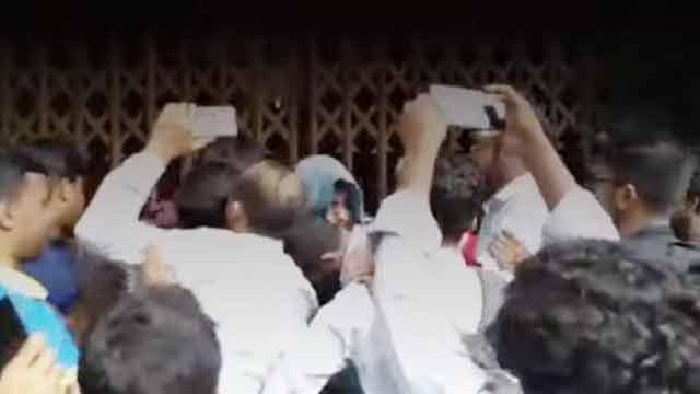 JU asst proctor 'assault' protesting student leader