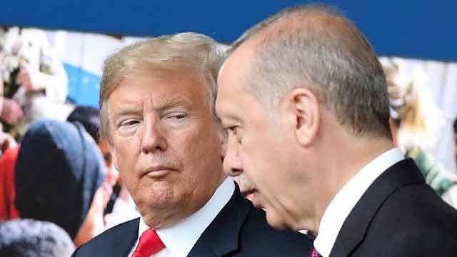 Erdogan, Trump announce Washington talks on Nov 13