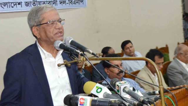India resorting to communal politics: BNP