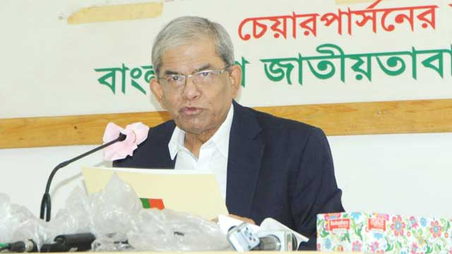 BNP demands Tk 87,000 core fund to tackle corona fallout