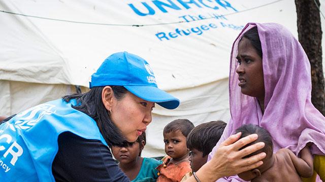 Rohingya crisis needs lasting solutions: UNHCR