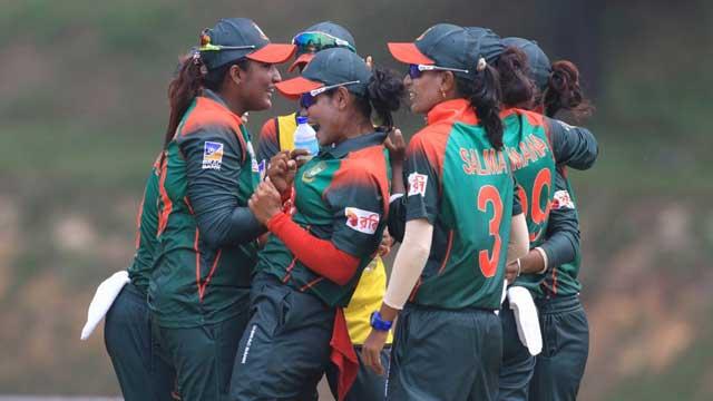 টেস্ট স্ট্যাটাস পাচ্ছে বাংলাদেশ নারী দল