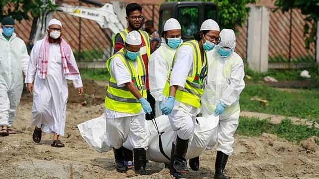 Covid death toll crosses 27,000 mark in Bangladesh
