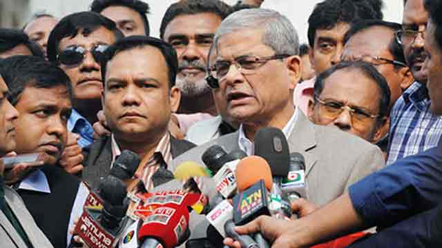 Stay on DNCC polls 'utter failure' of EC, says BNP