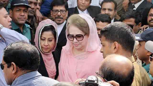False case filed to harass Khaleda Zia: defence