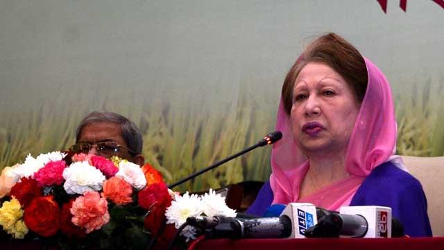 Lower courts under grip of govt, says Khaleda Zia