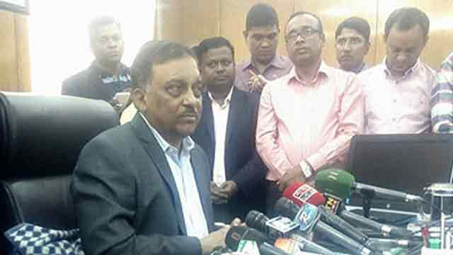 Khaleda Zia was not shown arrested in any case, says Home minister