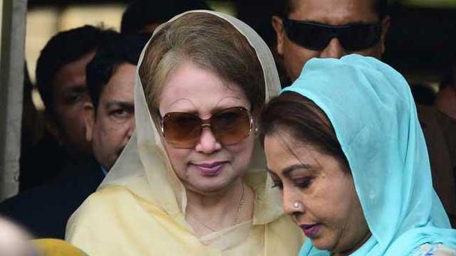Khaleda Zia's bail hearing Sunday