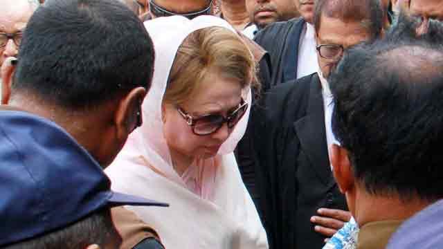 BNP urges govt to shift Khaleda Zia to United Hospital