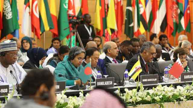 OIC for international actions against Myanmar