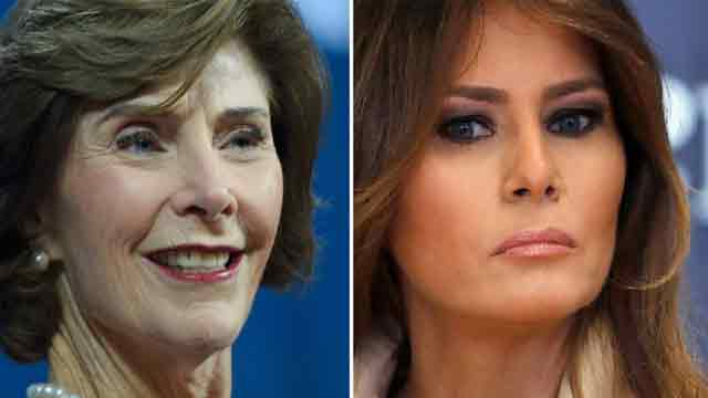 First ladies speak out on Trump separation policy
